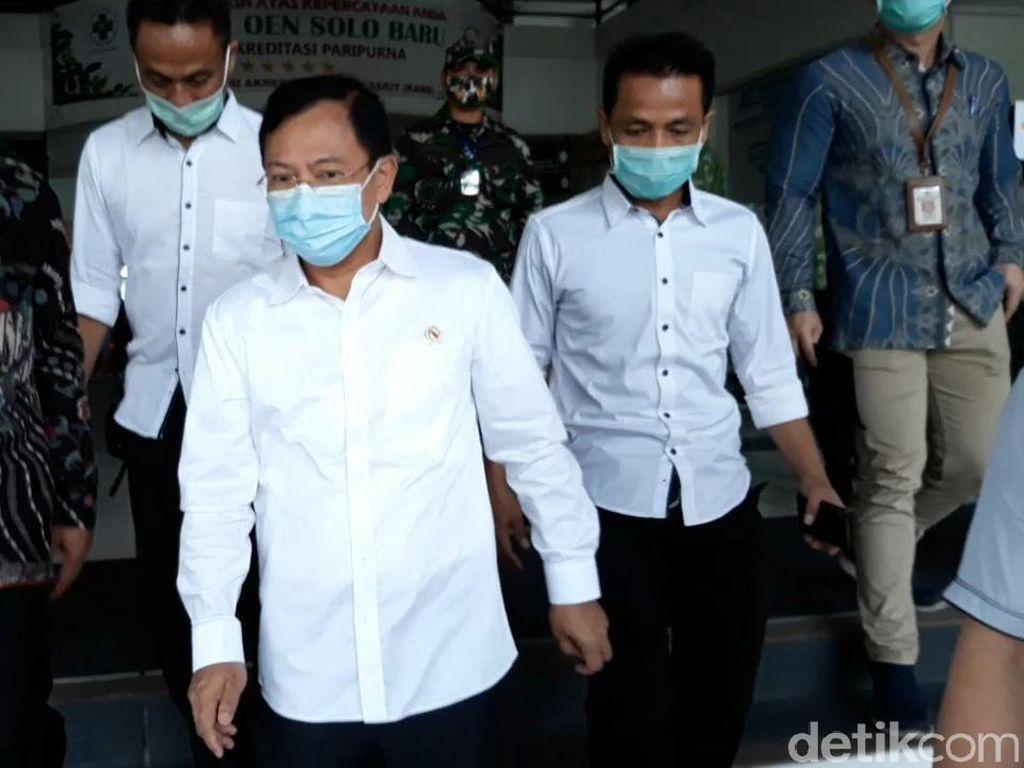 DPR Panggil Terawan hingga Bambang Brodjonegoro Bahas Industri Farmasi