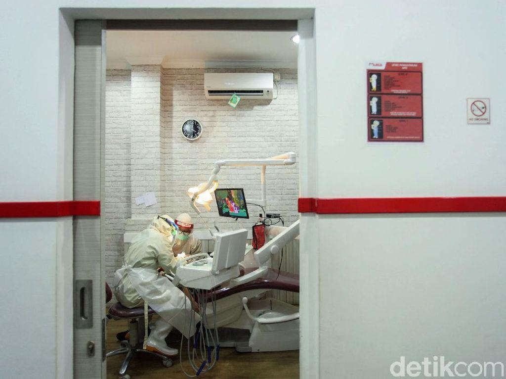 PDGI Alihkan Layanan Praktik Dokter Gigi ke Teledentistry