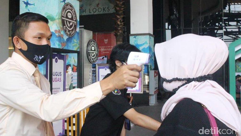 Foto: Penerapan Protokol Kesehatan di TSM Bandung