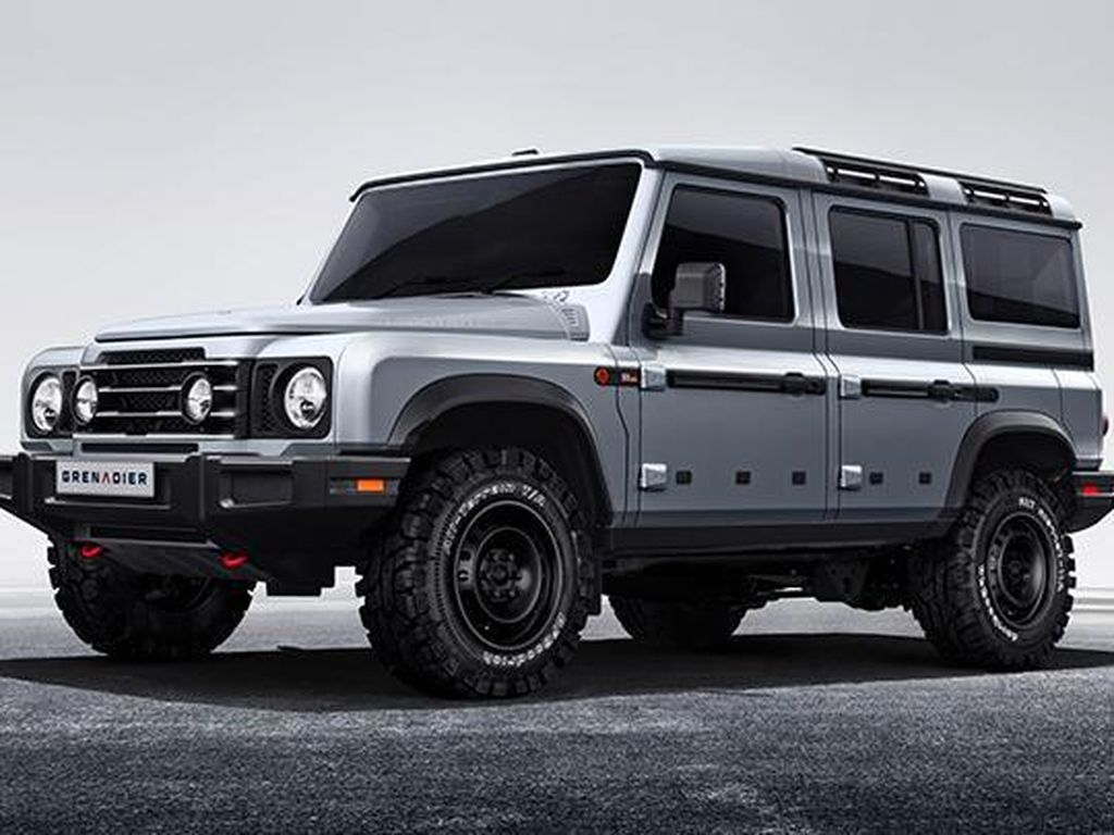 Jaguar Gagal Mempertahankan Hak Cipta Land Rover Defender