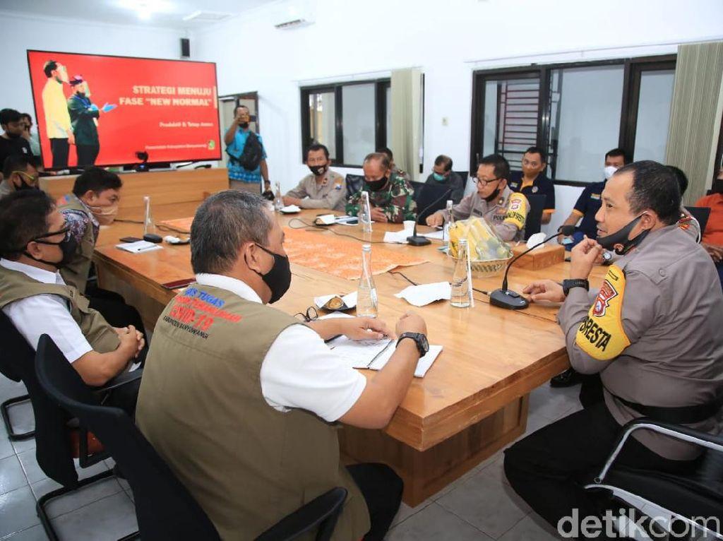 Patroli Skala Besar Akan Digelar di Banyuwangi Guna Disiplinkan Warga