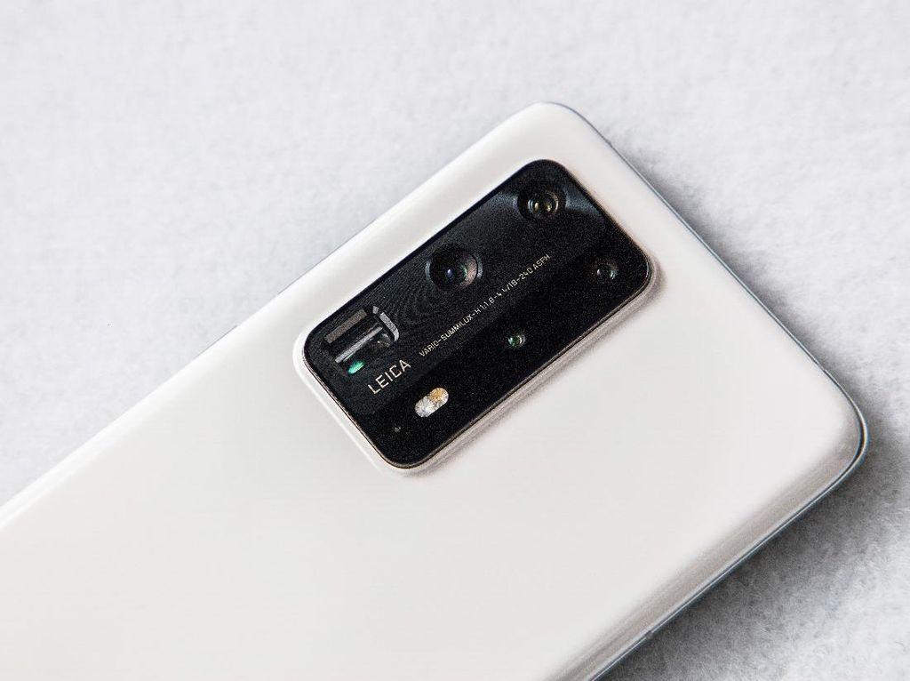 Rekam Video ala Profesional Bermodal Smartphone Huawei P40 Series