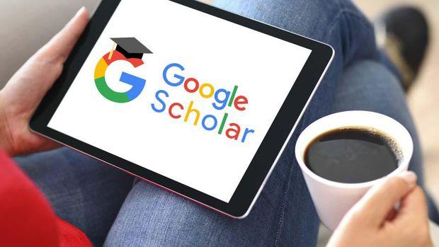 Ilustrasi google scholar