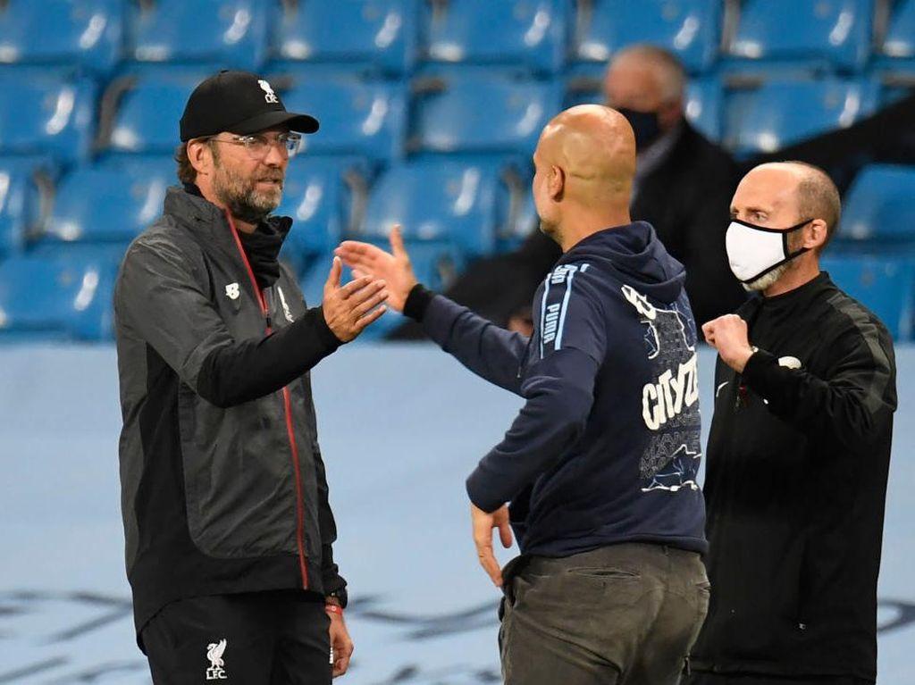 Man City Vs Liverpool: GuardiolaHadiahi Klopp Kekalahan Besar Lagi