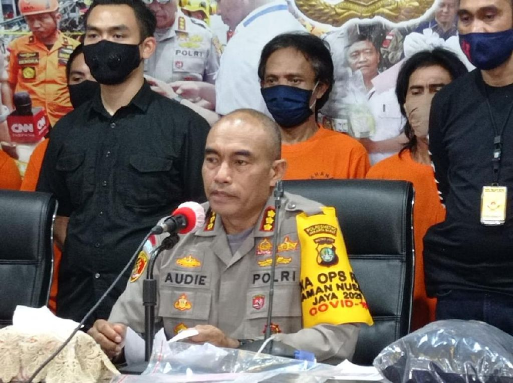 Polisi Ungkap Peran Warga Sipil yang Ditangkap Terkait Penusukan Serda Saputra