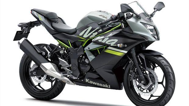 Kawasaki Ninja 250SL.