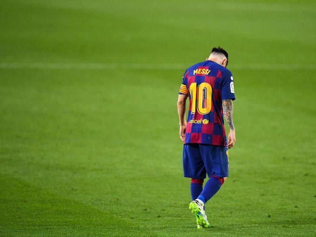 Dear Barcelona, Biarkan Saja Messi Pergi