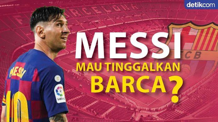 Spekulasi Nasib Lionel Messi