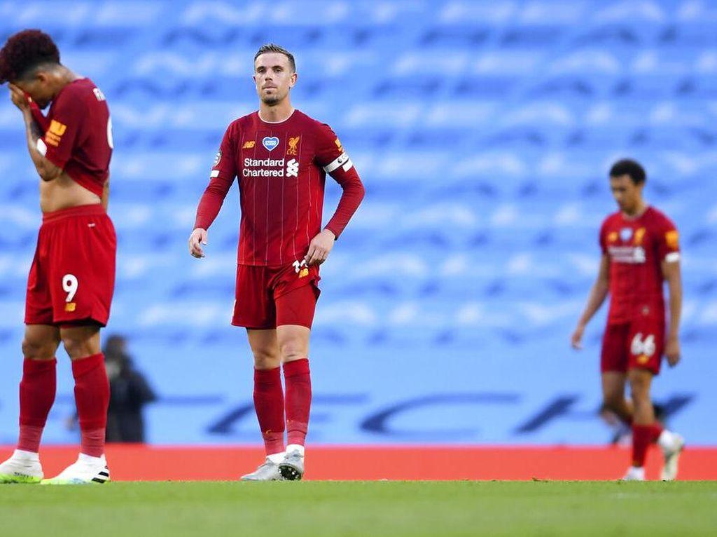 Apa Liverpool Masih Sanggup Kejar Rekor 100 Poin Man City?