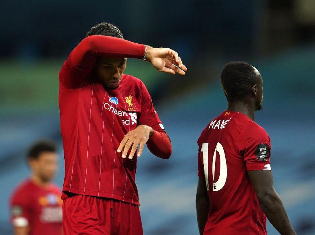 Liverpool Senasib Arsenal, Habis Juara Langsung Kalah Telak