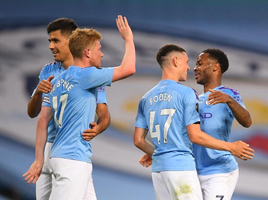 Usai Man City Vs Liverpool, Ini Peringatan Sterling ke si Merah
