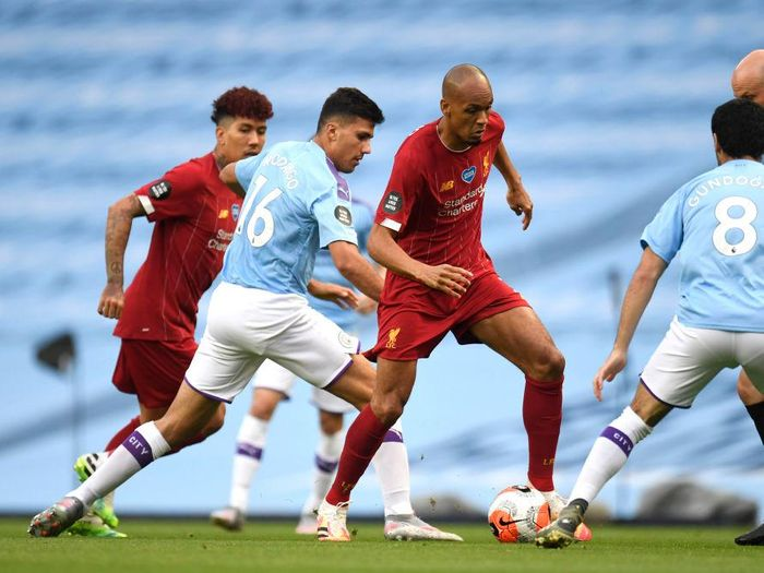Link Live Streaming Man City Vs Liverpool