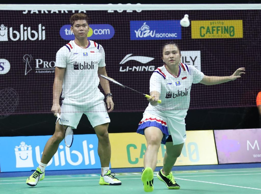 Hasil PBSI Home Tournament Babak Semifinal
