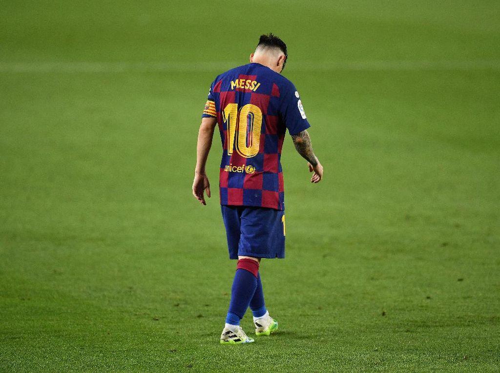 Kisah Lionel Messi Didekati Inter Milan dengan Uang Triliunan