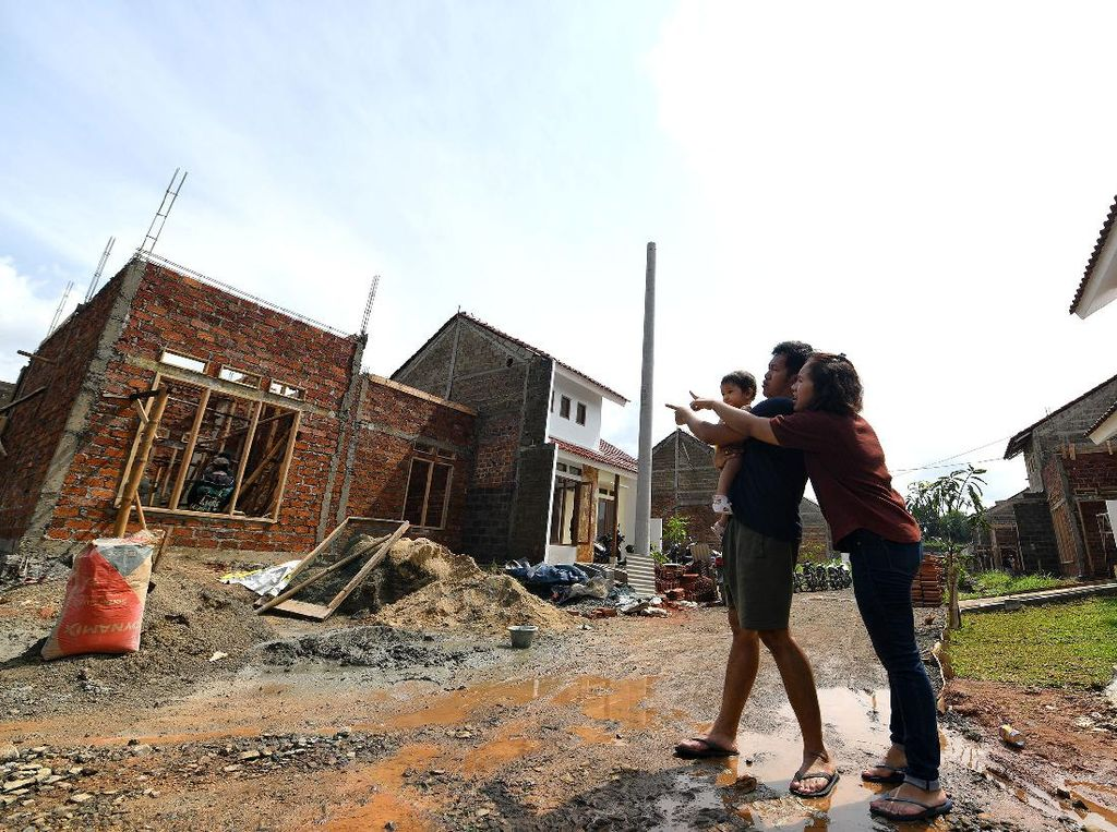Penjualan Rumah Loyo, Kenaikan Harga Properti Melambat