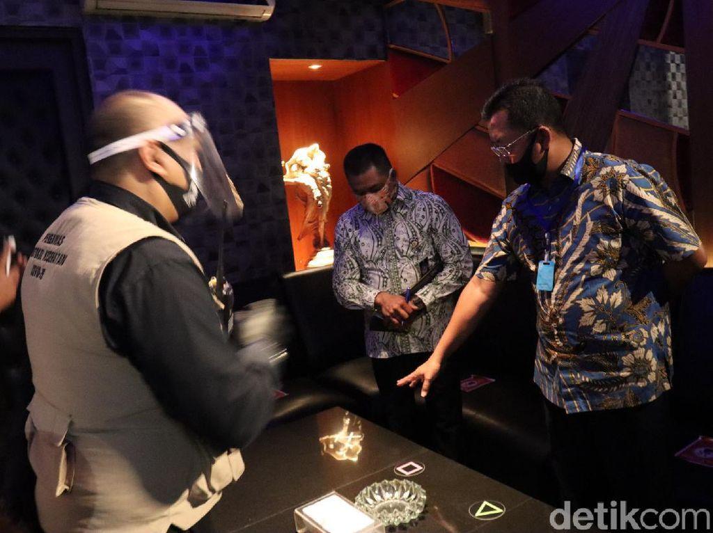 Gugus Tugas Kota Bandung Pantau Simulasi Kesiapan Tempat Karaoke