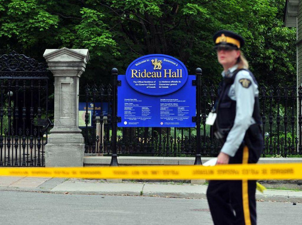 Masuk ke Halaman Kediaman PM Trudeau, 1 Tentara Kanada Ditangkap