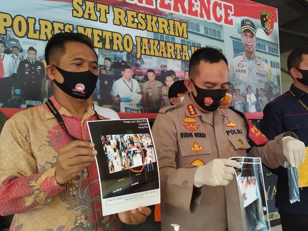 Aksi Intip Payudara Eks Barista Berbuntut Penetapan Tersangka
