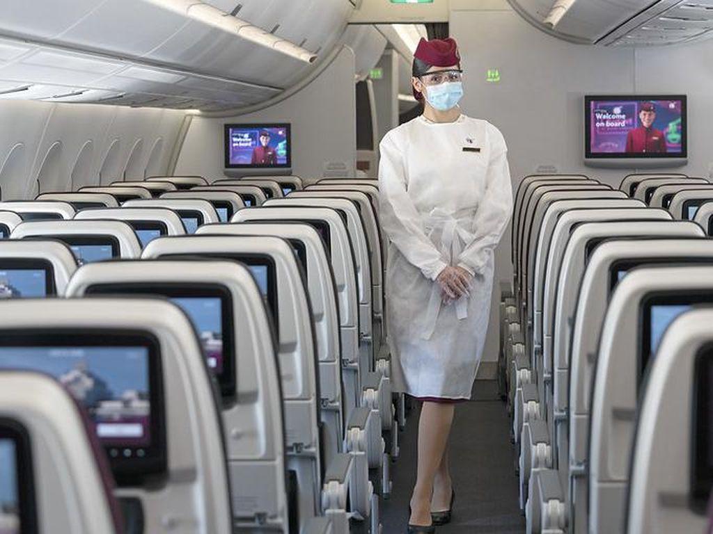 Di Tengah Pandemi, Qatar Airways Tambah Penerbangan ke AS