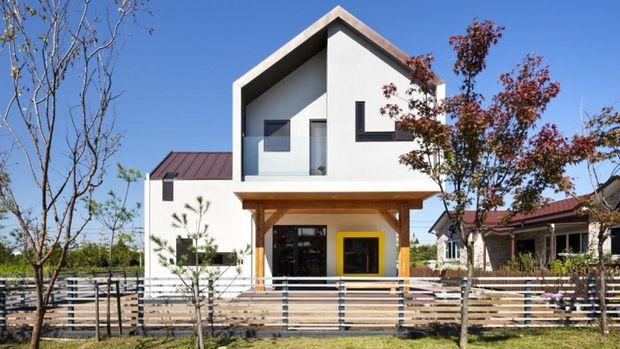 5 Ide Desain Pagar Rumah Minimalis Bisa Dipercantik Pakai Tanaman Hias