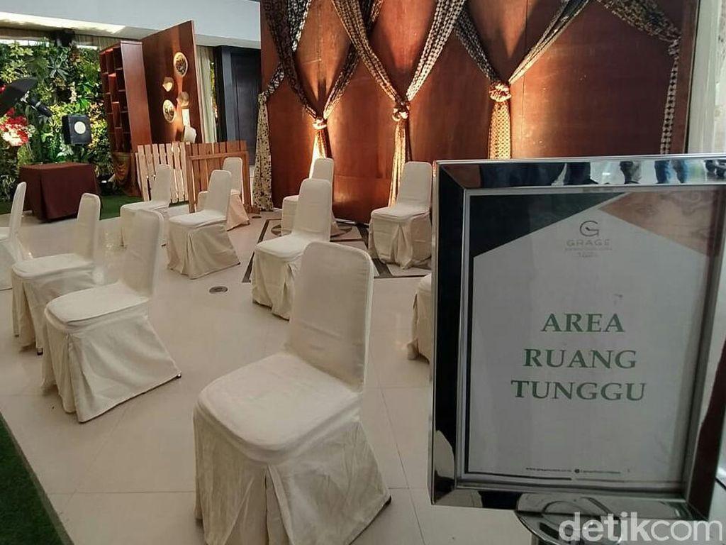 New Normal, Pengusaha WO di Cirebon Gelar Simulasi Resepsi Pernikahan