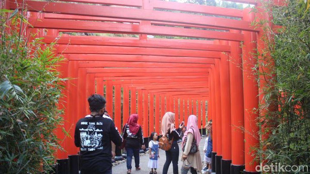 Potret Wisata 7 Negara di The Great Asia Africa Bandung