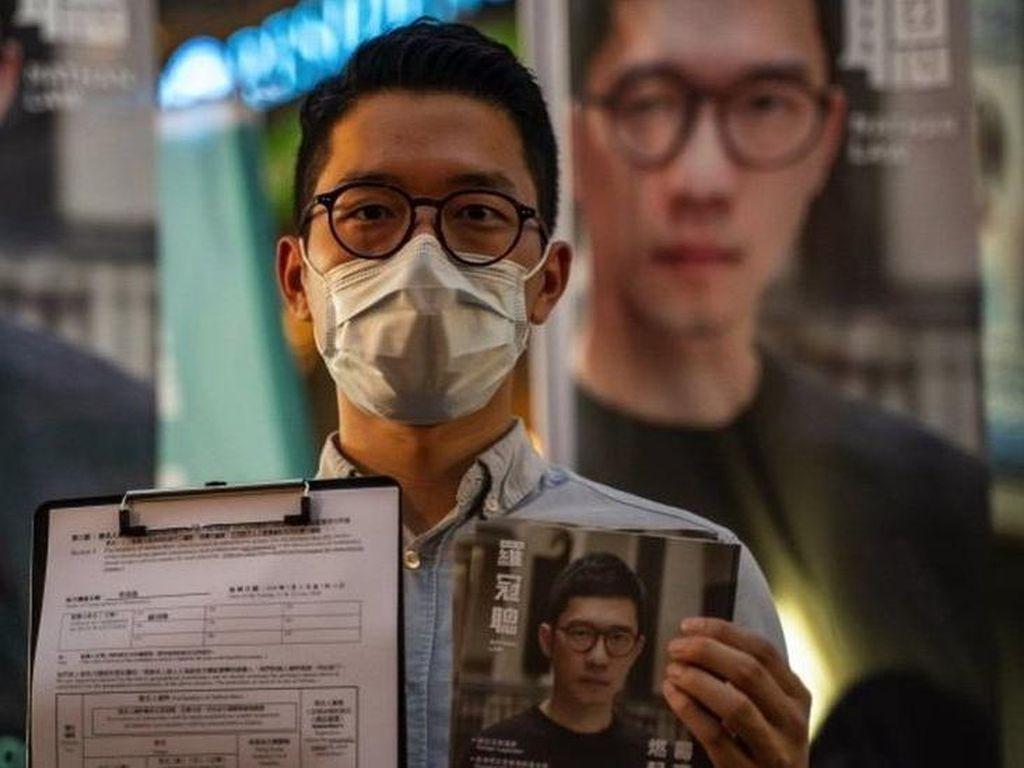 UU Keamanan Nasional Berlaku, Aktivis Demokrasi Kabur dari Hong Kong