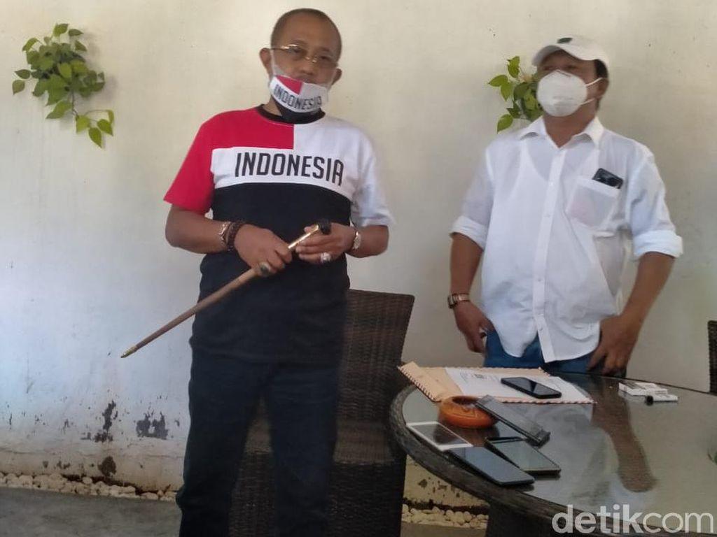Mundur dari Pilwali Surabaya, Armuji: Sebagai Senior Saya Mengalah