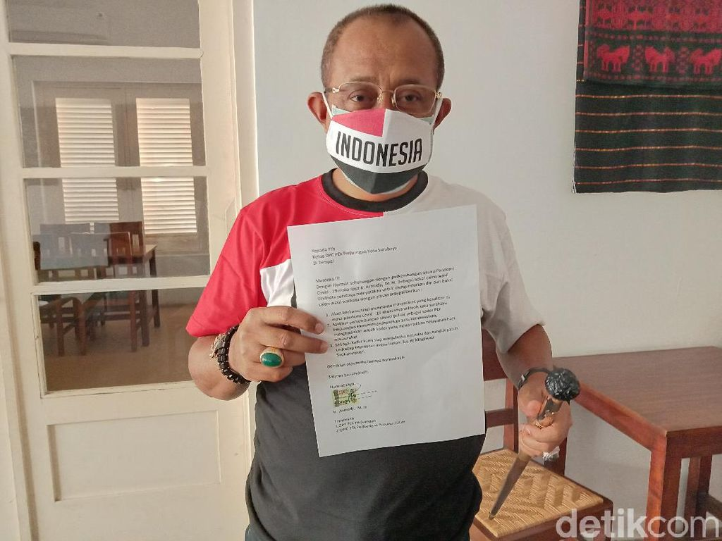 PDIP Surabaya Belum Terima Surat Pengunduran Diri Armuji Sebagai Bacawawali
