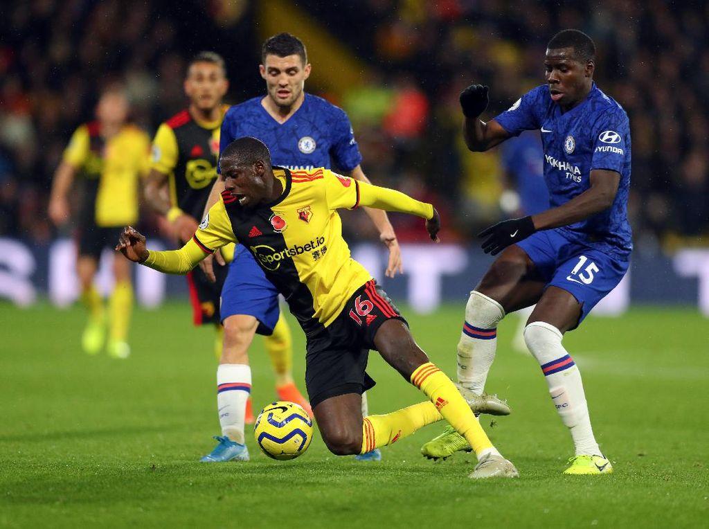 Link Live Streaming Chelsea Vs Watford