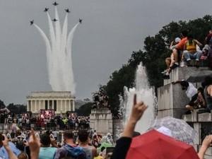 Peringatan Kemerdekaan AS yang Berbeda di Balik Lonjakan Kasus Corona