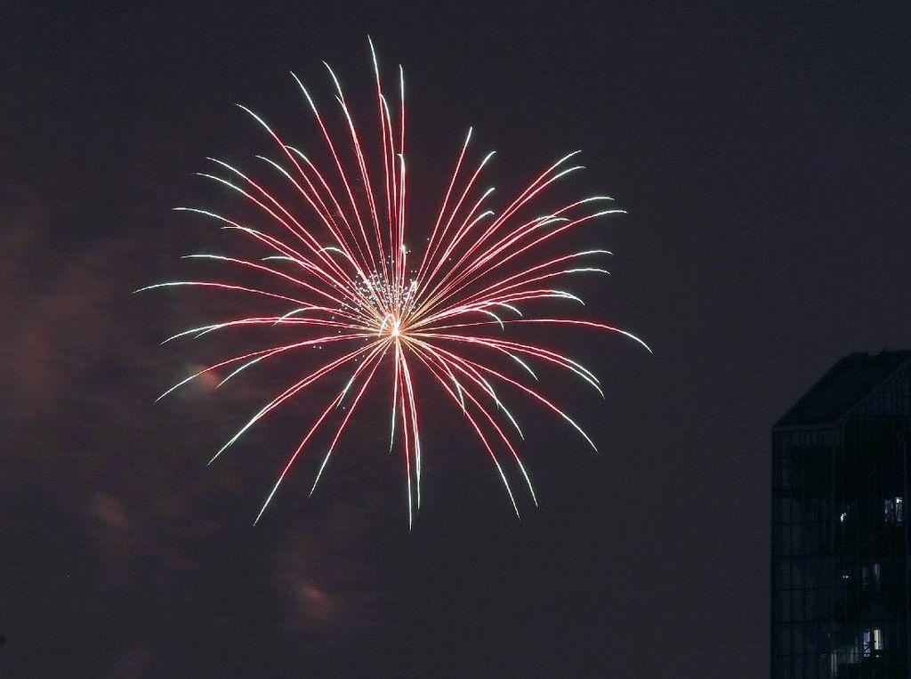 2 Orang di Prancis dan Jerman Tewas Akibat Kembang Api Tahun Baru