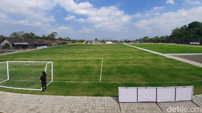 Kepuharjo Sport Center