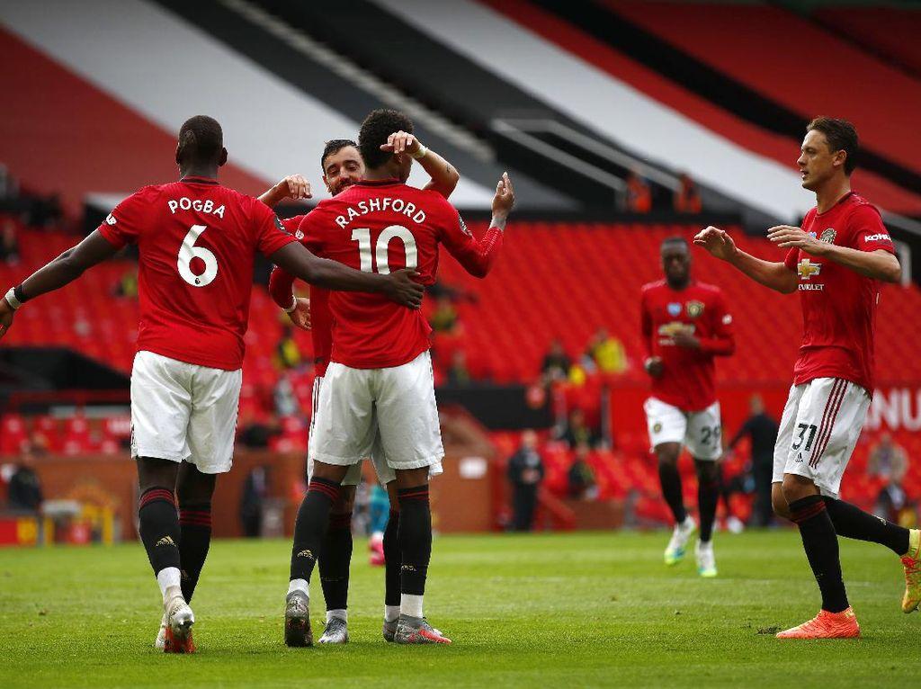 Hasil Liga Inggris Semalam: Ada MU, Arsenal, Chelsea