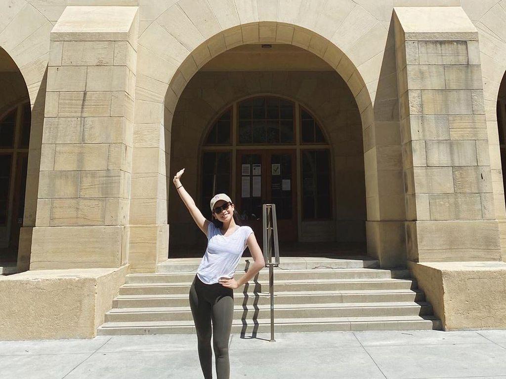 Maudy Ayunda Diduga Bertengkar dengan Pacar Baru saat Live Instagram
