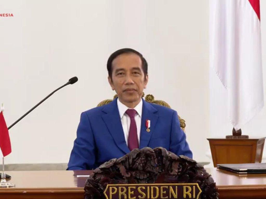 Jokowi: Penting Memerdekakan Mahasiswa agar Mereka Menangkap Perubahan Dunia