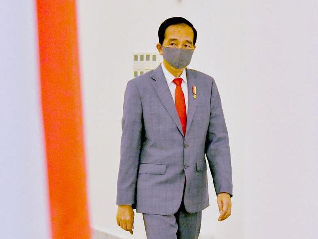 Jokowi Kembali Minta Menteri Kerja Lebih Keras: Pindah Channel ke Extraordinary!