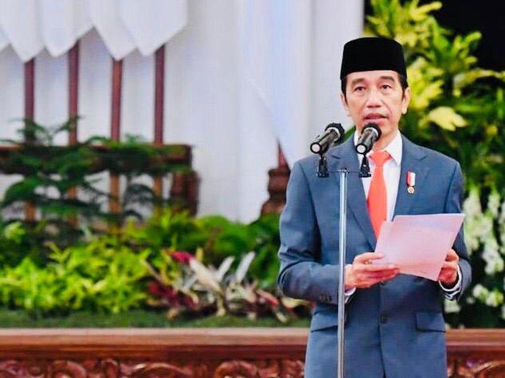 Jokowi Ngegas Menteri Lagi