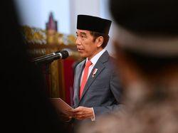 Jokowi Nyatakan Lampu Merah Lagi soal Corona, Apa Maksudnya?