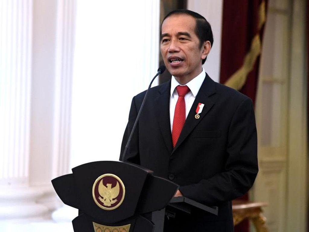 Pendapatan Masyarakat RI Naik Kelas, Ini Target Jokowi Selanjutnya