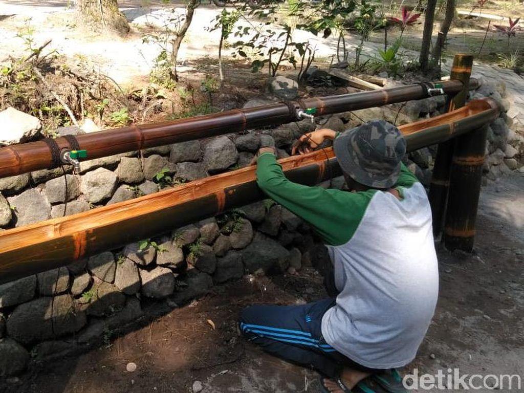 TN Gunung Merapi Godok Protokol Kesehatan untuk Sambut Wisatawan