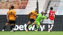Video Bukayo Saka-Lacazette Bawa Arsenal Menang Lawan Wolves