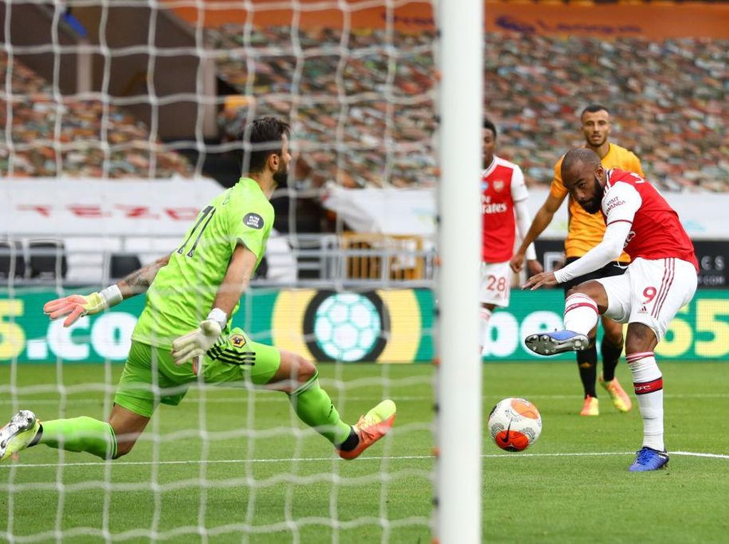 Wolves Vs Arsenal: The Gunners Menang 2-0