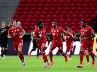 Bekap Leverkusen 4-2, Bayern Munich Juara DFB-Pokal
