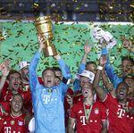 Video Bayern Juara DFB-Pokal Usai Sungkurkan Leverkusen