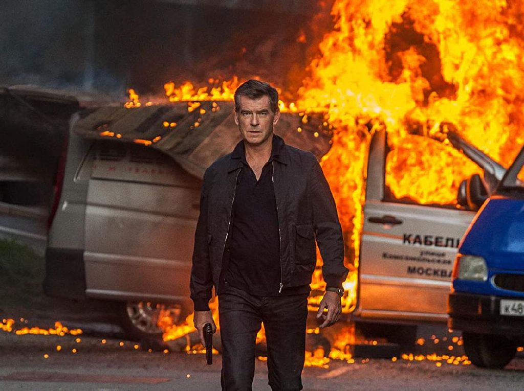 Sinopsis The November Man, Dibintangi Pierce Brosnan