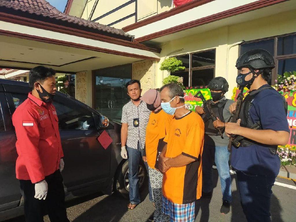 Gelapkan Mobil Rental, Oknum PNS di Babel Diringkus Polisi