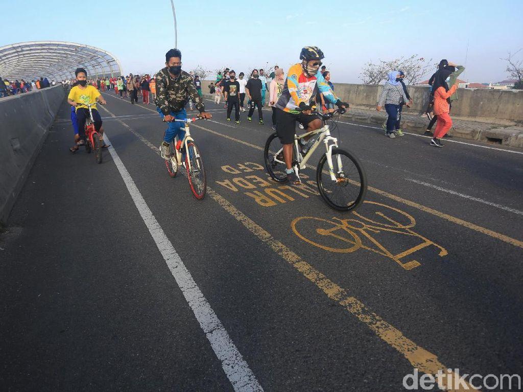 Gowes Makin Booming, Ini Dia Segudang Manfaat Bersepeda