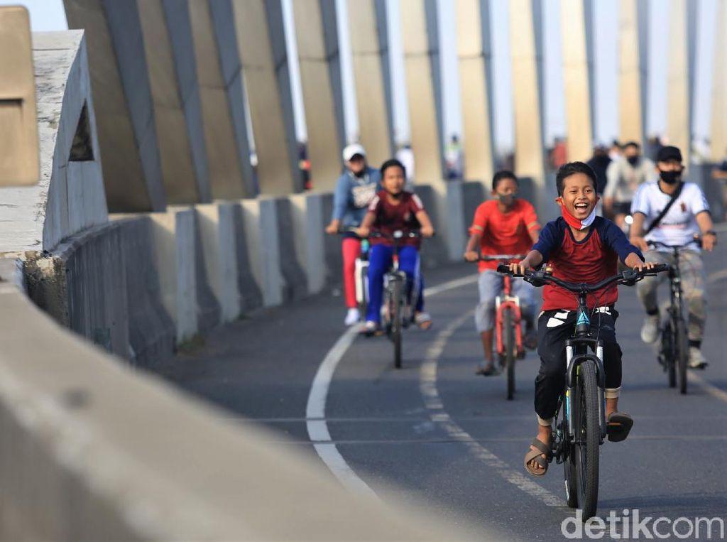 Kemenhub Bikin Aturan Soal Pesepeda, Ini 3 Hal yang Dibahas