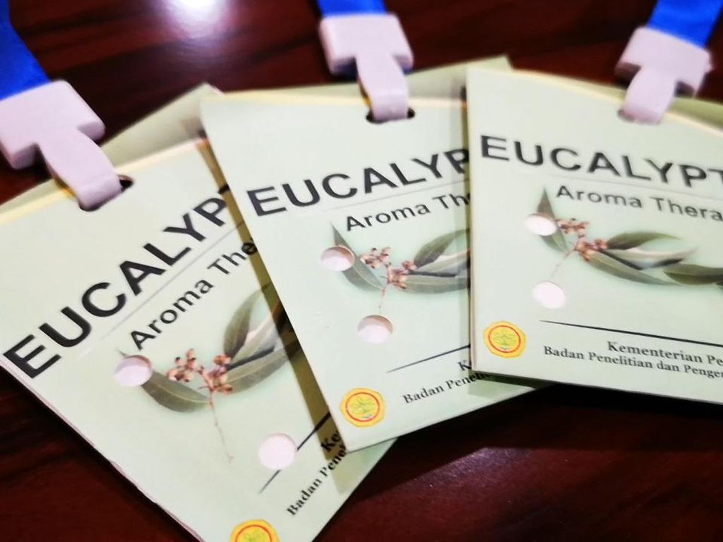 Soal Produk Eucalyptus, Kementan: Tak Ada Klaim Antivirus